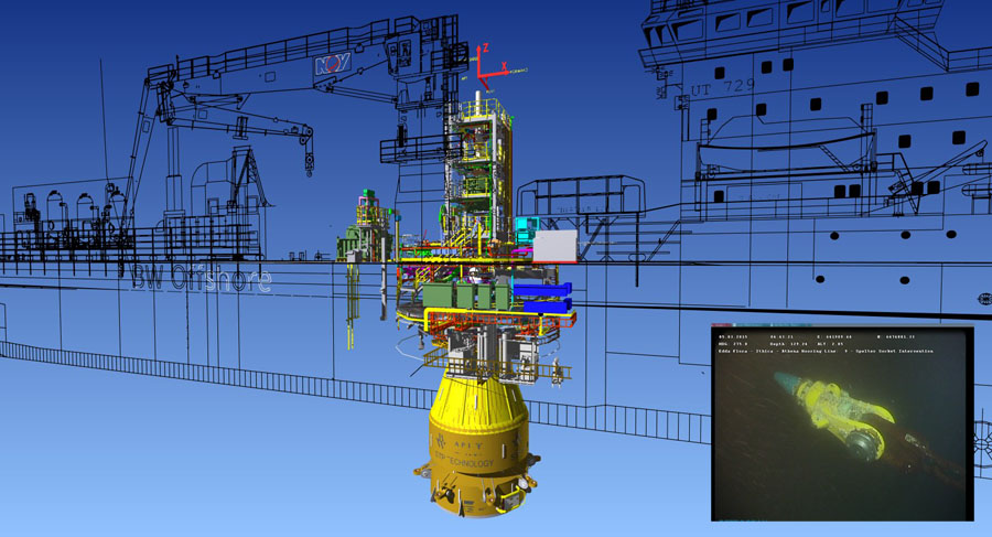 Subsea Specialist Delivers for Ithaca Energy Ltd