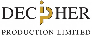 Decipher Production postive logo